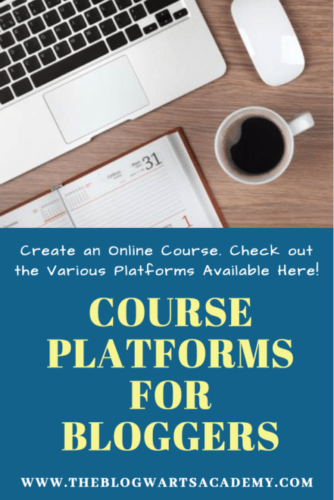 Course Platforms for Bloggers