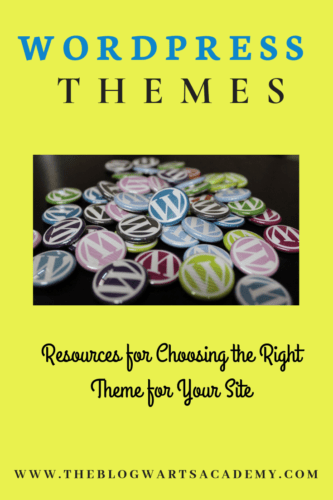 WordfPress Themes for Bloggers