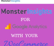 MonsterInsights: Google Analytics for Your WooCommerce Site