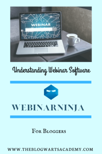 Get Started with WebinarNinjar - Blogwarts Academy
