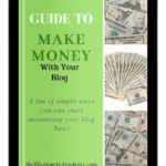 Guide to Make Money Online Blogging