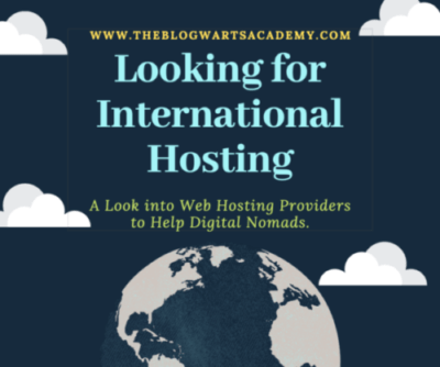 International web hosting