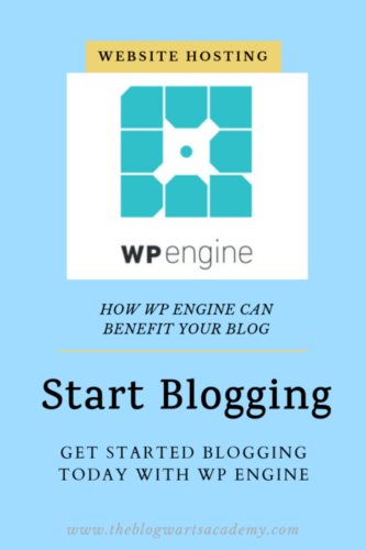 WP Engine- Revolution Pro theme is HERE! Start a blog with WP Engine now. Get the best hosting you can get for your blog with a boat load of features available to you for the best price. Click here to learn more.