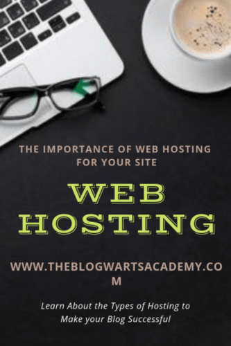 Web Hosting for Bloggers.