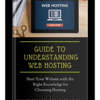 Blogwarts Academy Guide to Understanding Hosting ebook device