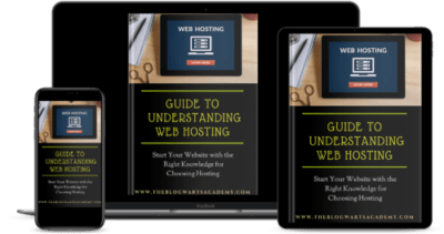 Blogwarts Academy Guide to Understanding Web Hosting e devices