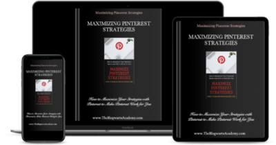Blogwarts Academy Maximizing Pinterest Strategies e devices