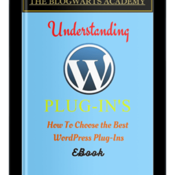 Blogwarts Academy Understanding WordPress Plugins ebook device