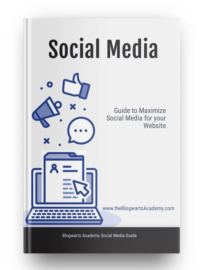 Blogwarts Academy Guide to Social Media book