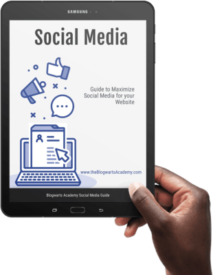 Blogwarts Academy Guide to Social Media ebook