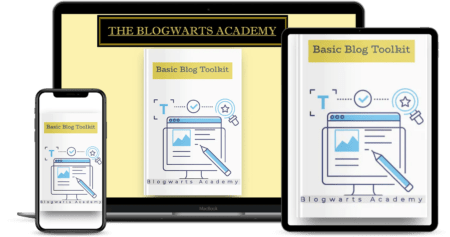 Blogwarts Academy Basic Blog Toolkit